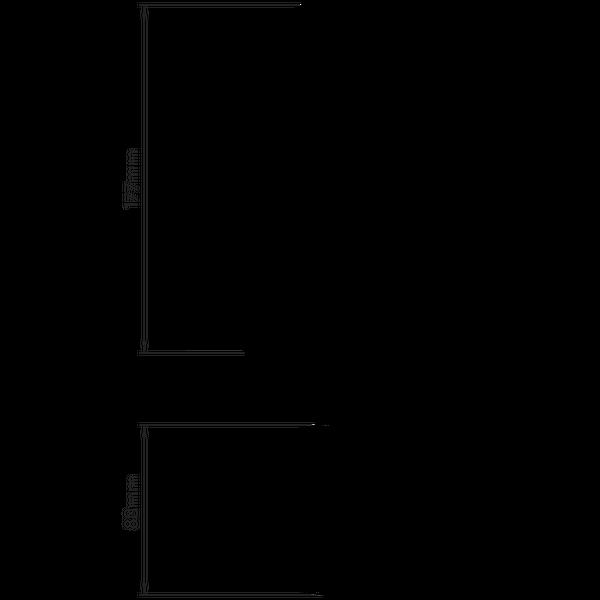 void round 80 white led 25deg 80cri 2700k 5763